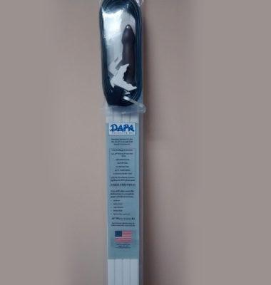 DAPA Foam Screen Spline Frame Kit Fenestration Products