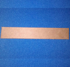 DAPA Products Upholstery Cut-Length Cardboard Tack Strip