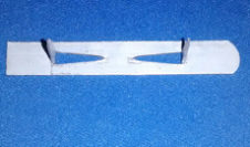 DAPA Products Upholstery Metal Tack Strip