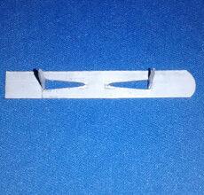 DAPA Products Upholstery Metal Tack Strip
