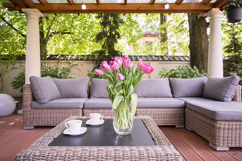 Outside Patio Furniture for Summer