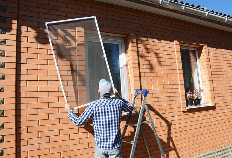 Window Screen DIY Repair