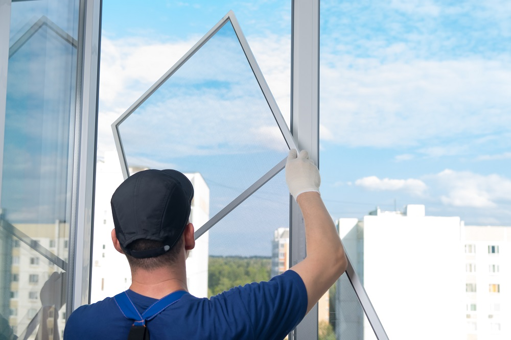 Check if Time to Replace Window Screens