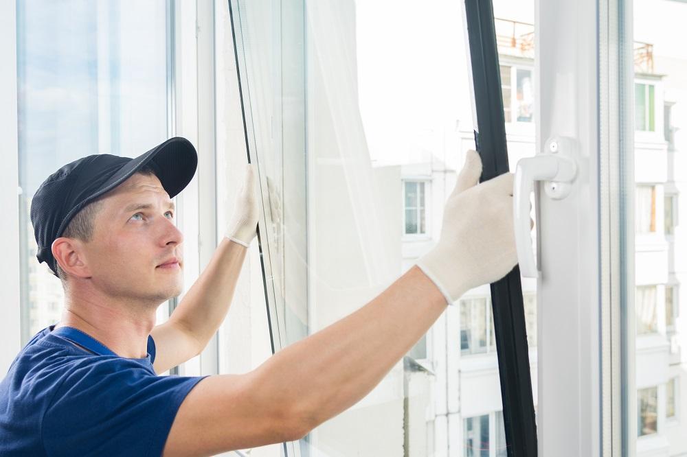 Fiberglass and Aluminum Window Screen Kits