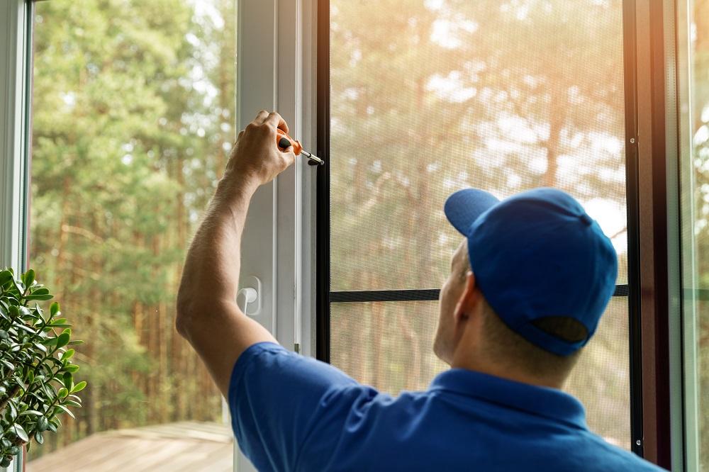 Screen spline for window screen replacement