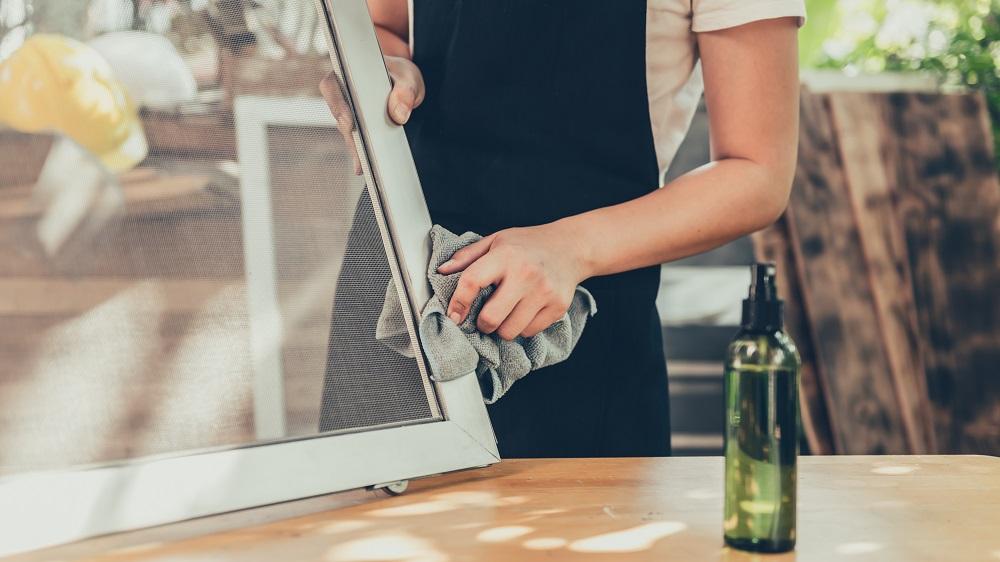 Window Screen Repair Kits Aluminum & Fiberglass